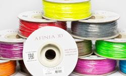 Afinia 3D Plastic Filament